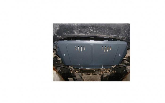 cache de protection m tallique sous moteur audi a3. Black Bedroom Furniture Sets. Home Design Ideas