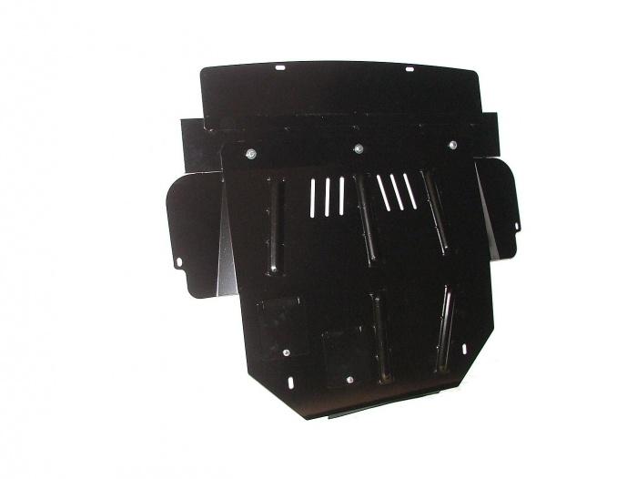 cache de protection m tallique sous moteur peugeot 307. Black Bedroom Furniture Sets. Home Design Ideas