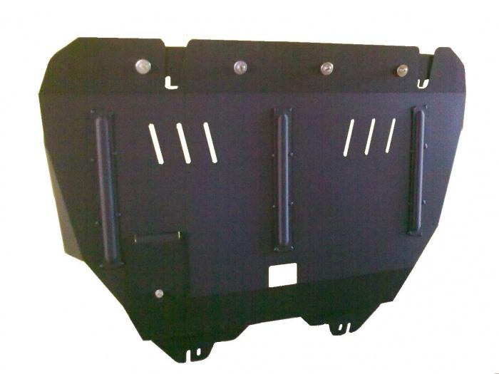 cache de protection m tallique sous moteur peugeot 206. Black Bedroom Furniture Sets. Home Design Ideas