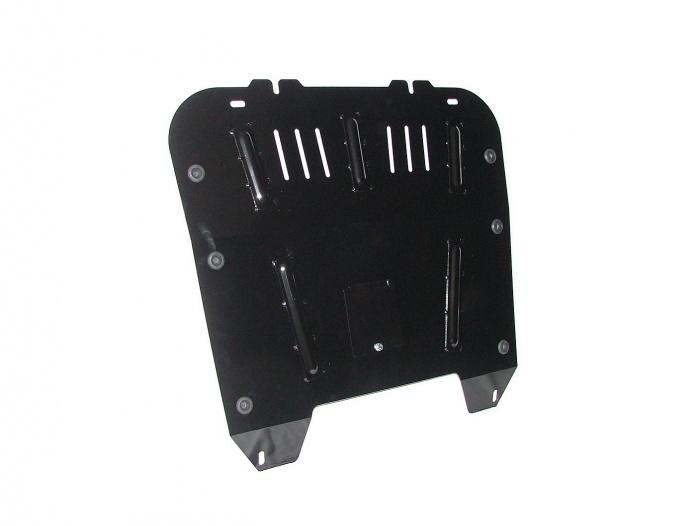 cache de protection m tallique sous moteur et du bo te de vitesse saab 9 3. Black Bedroom Furniture Sets. Home Design Ideas