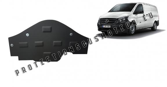 Protection EGR, system STOP&GO Mercedes Vito W447 4x2, 1.6 D