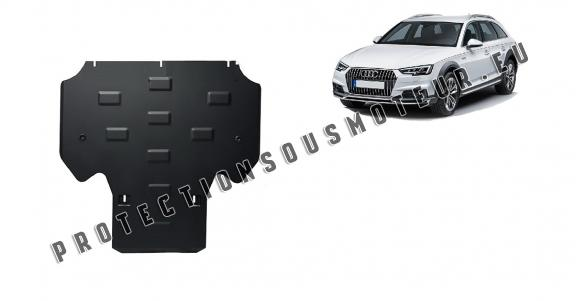 Protection de la boîte de vitesse Audi All Road