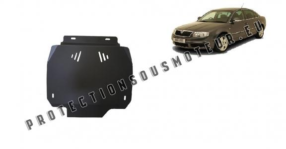Protection de la boîte de vitesse Skoda Superb - automatique