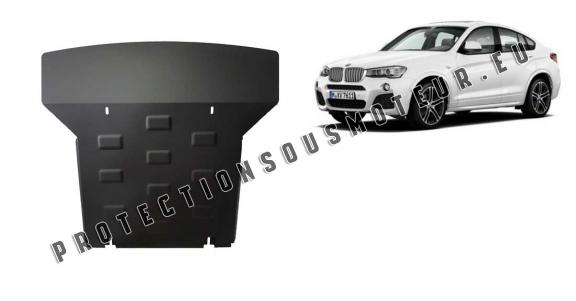 protection sous moteur m tallique bmw. Black Bedroom Furniture Sets. Home Design Ideas