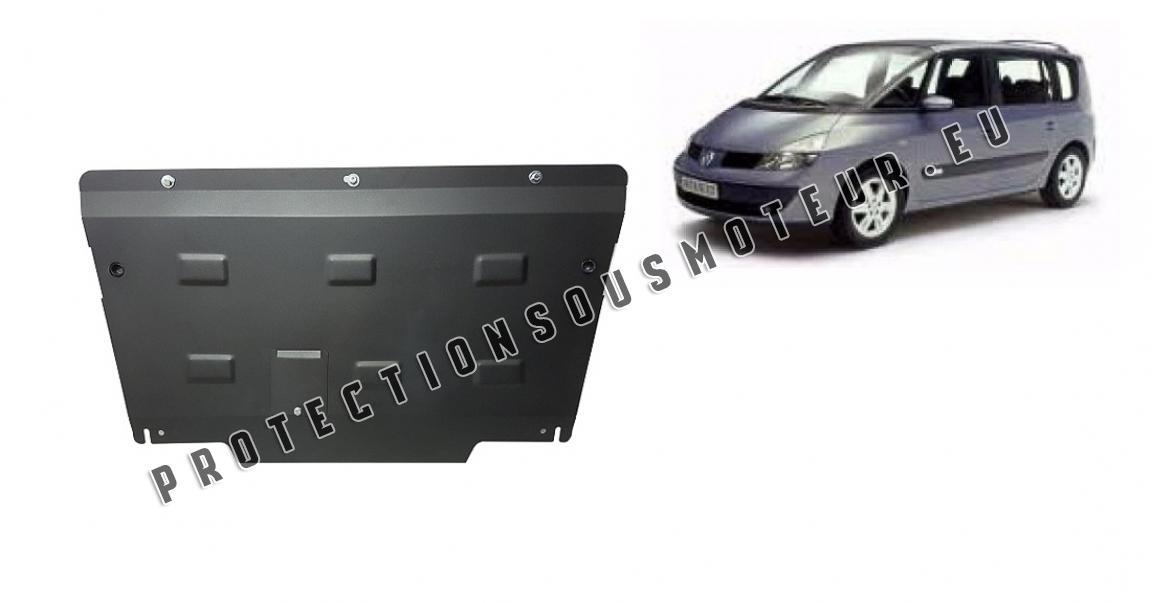 Protection sous moteur Renault Laguna