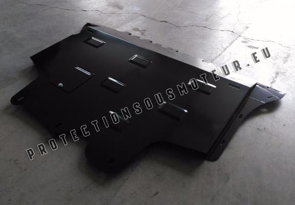 protection sous moteur et de la bo te de vitesse seat ateca. Black Bedroom Furniture Sets. Home Design Ideas